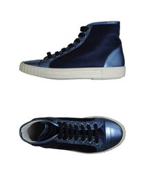 ALESSANDRO DELL'ACQUA ROUGE - High-top trainers