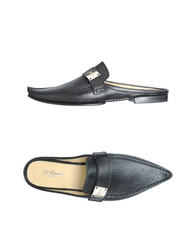 LES COPAINS - Open-toe mule
