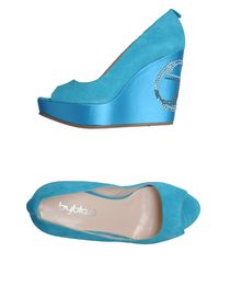 BYBLOS - Closed-toe slip-ons
