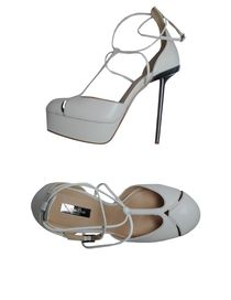 CALVIN KLEIN COLLECTION - Platform sandals
