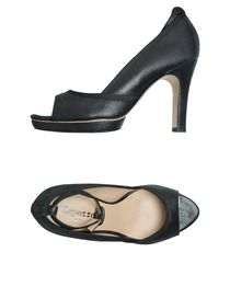 REPETTO - Pumps with open toe