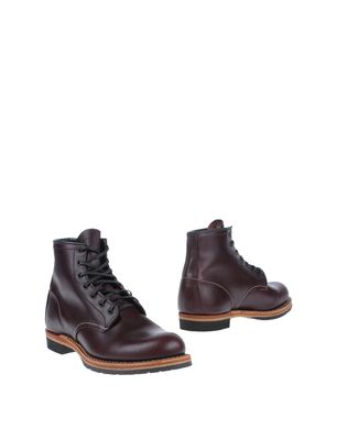 RED WING SHOES - Combat boots