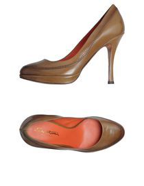 SANTONI - Closed-toe slip-ons