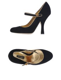 DOLCE & GABBANA - Closed-toe slip-ons