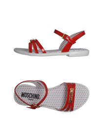 MOSCHINO TEEN - Sandals