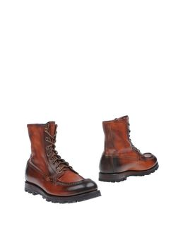 Officine Creative Italia Footwear Combat Boots