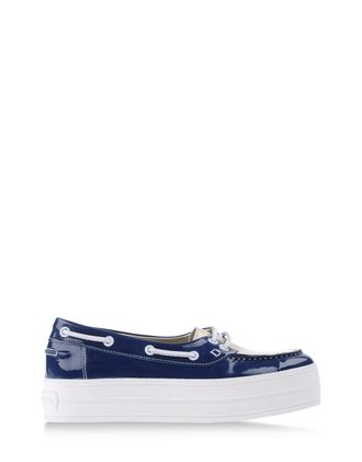 SONIA RYKIEL Loafers & Lace-ups Boat shoes on shoescribe.com