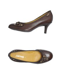 ZAMAGNI - Closed-toe slip-ons