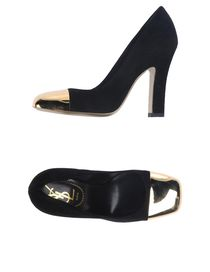 YVES SAINT LAURENT RIVE GAUCHE Closed-toe slip-ons