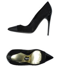 TOM FORD - Closed-toe slip-ons