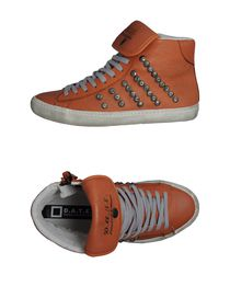 D.A.T.E. - High-top sneaker