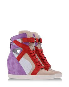 High-tops &amp; Trainers - CASADEI