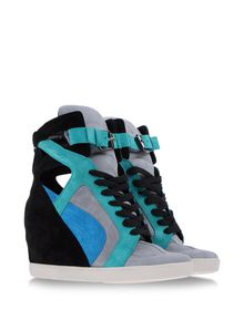 High-tops & Trainers - CASADEI