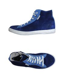 LE CROWN - High-top trainers