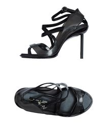 MELISSA + JEAN PAUL GAULTIER - High-heeled sandals