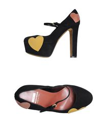 MOSCHINO CHEAPANDCHIC - Closed-toe slip-ons