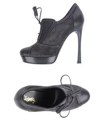 YVES SAINT LAURENT RIVE GAUCHE - Laced shoes