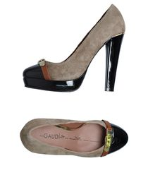 GAUDI' - Closed-toe slip-ons