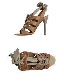 ALAÏA - High-heeled sandals