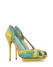 Peep toe - ERNESTO ESPOSITO
