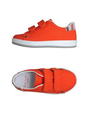 PAUL SMITH JUNIOR - Low-tops