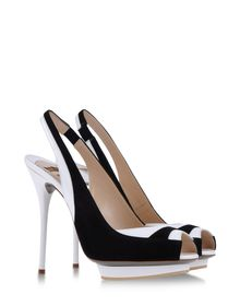 Sling-Pumps - ERNESTO ESPOSITO