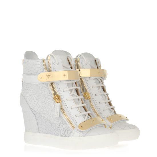 Sneakers Women - Giuseppe Zanotti - Polyvore