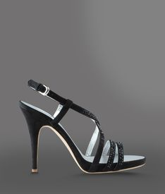 ARMANI COLLEZIONI - High-heeled sandals