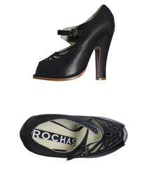 ROCHAS - Courts with open toe