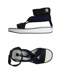 JIL SANDER NAVY - Sandals
