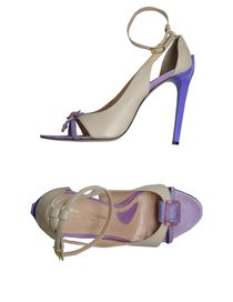 ALESSANDRO DELL'ACQUA - High-heeled sandals