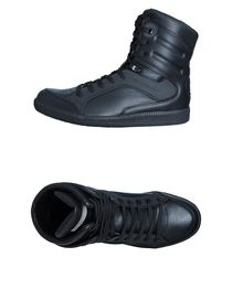 EMPORIO ARMANI - High-top sneaker