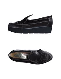 EMPORIO ARMANI - Moccasins