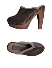 CYCLE - Open-toe mules