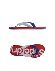 SUPERDRY - Flip flops & clog sandals