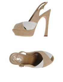 YVES SAINT LAURENT RIVE GAUCHE - Sandals