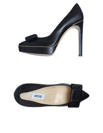 MOSCHINO - Platform pumps