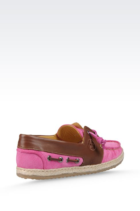 Shoes: Espadrilles Women by Armani - 3