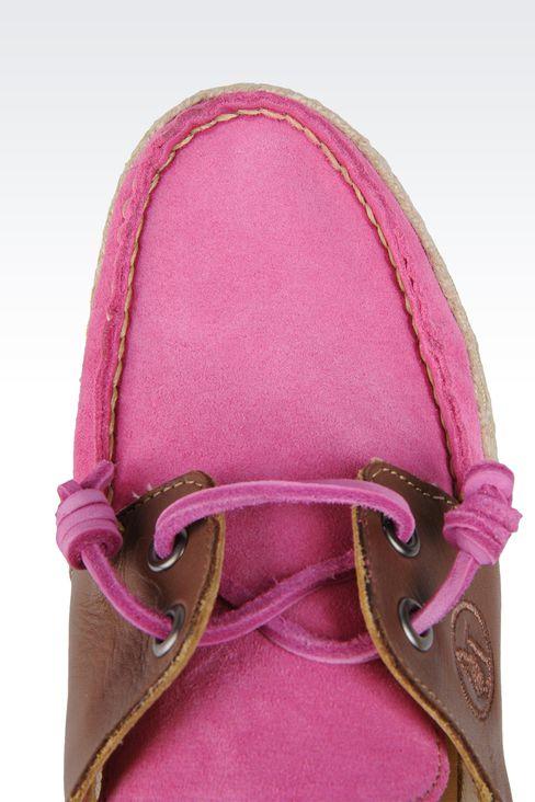 Shoes: Espadrilles Women by Armani - 4