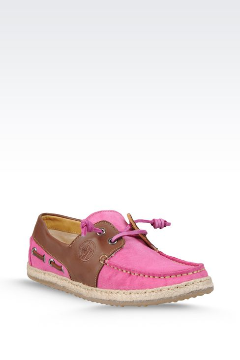 Shoes: Espadrilles Women by Armani - 2