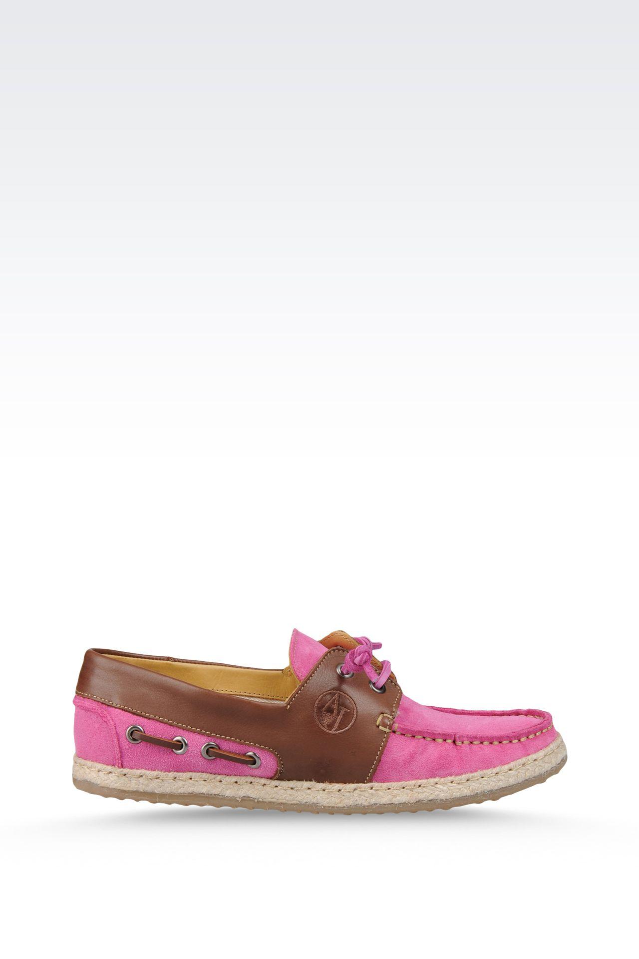 Shoes: Espadrilles Women by Armani - 0