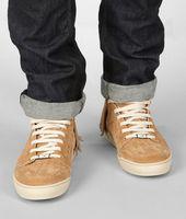 Intrecciato Suede Sneaker