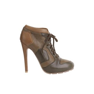 McQ, High-heels, Military Sport Shoe Boot  