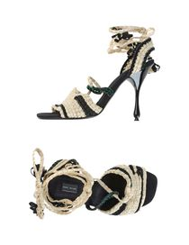 MARC JACOBS - High-heeled sandals