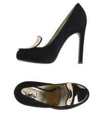 YVES SAINT LAURENT RIVE GAUCHE - Closed-toe slip-ons