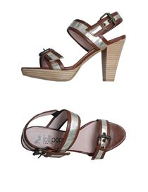 LOLLIPOPS - Platform sandals