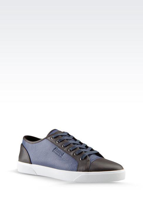 Armani Sneakers Uomo