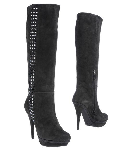 Фото Женская обувь Tiffi TIFFI Сапоги на каблуке интернет-магазин yoox.com