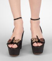 Calf Ayers Butterfly Gilda Wedge