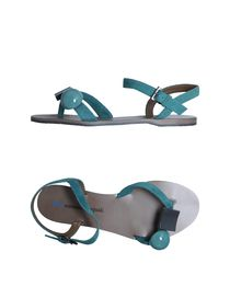 DOVE NUOTANO GLI SQUALI - Flip flops &amp; clog sandals
